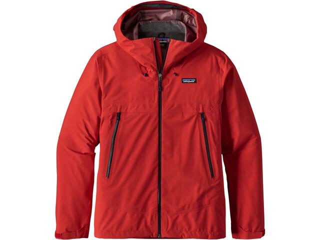 Patagonia Cloud Ridge Jacket Herr fire